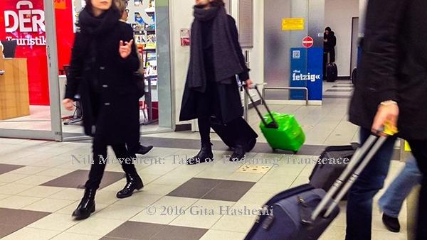 Arrivals 1 - Berlin
