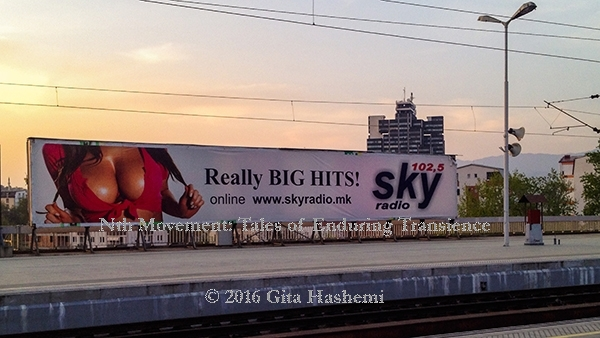 Bright skies - Skopje
