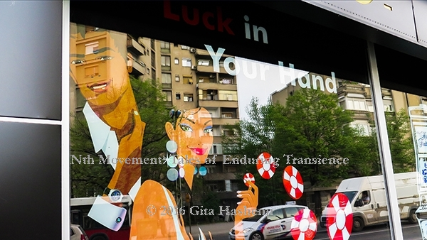 Luck in your hand - Skopje
