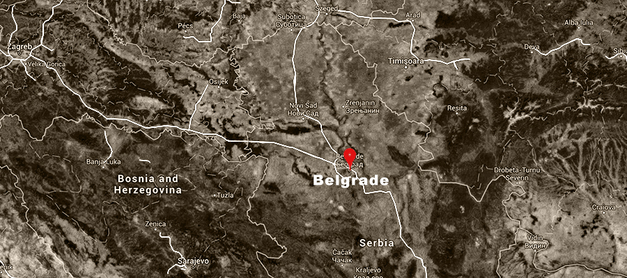 belgrade-earth